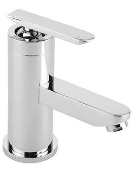 Eclipse Monobloc Basin Mixer Tap With Sprung Waste