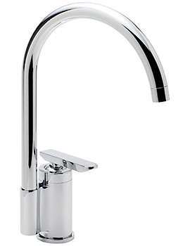 Sagittarius Eclipse Monobloc Kitchen Sink Mixer Tap