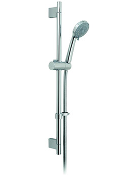 Eris Multi-Function Slide Rail Shower Kit