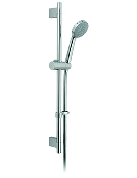Eris Single-Function Slide Rail Shower Kit