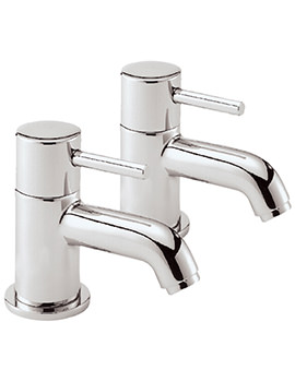 Ergo Pair Of Bath Taps
