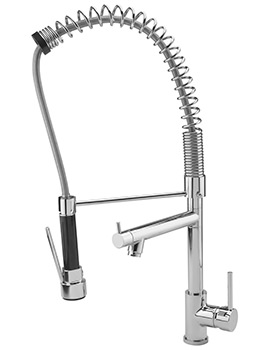 Ergo Lever Professional Kitchen Sink Mixer Tap