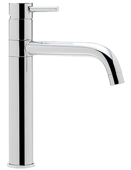 Ergo Top Lever Monobloc Kitchen Sink Mixer Tap