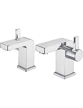 Evolution Pair Of Basin Taps