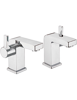 Evolution Pair Of Bath Taps