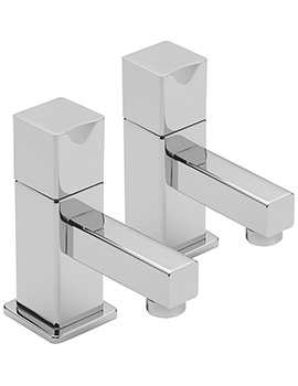 Mattise Pair Of Basin Taps