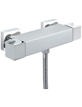 Matisse Exposed Thermostatic Bar Shower Valve
