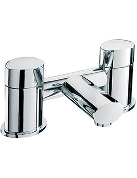 Oveta Deck Mounted Bath Filler Tap