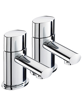 Oveta Pair Of Basin Taps