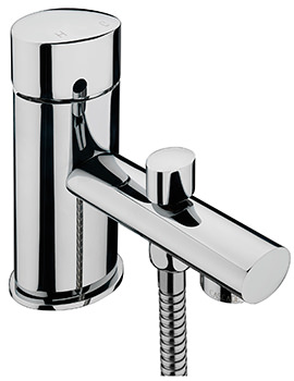 Oveta Monobloc Bath Shower Mixer Tap And Kit