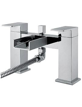 Niagara Deck Mounted Bath Shower Mixer Tap With No.1 Kit