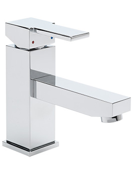 Navona Monobloc Basin Mixer Tap With Sprung Waste