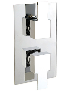 Navona Concealed Thermostatic Shower Valve