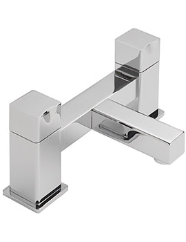 Matisse Deck Mounted Bath Filler Tap