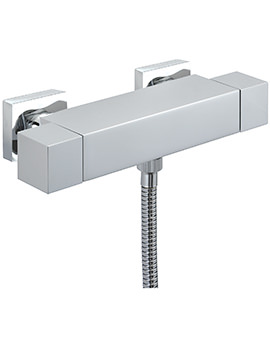 Pablo Exposed Thermostatic Bar Shower Valve