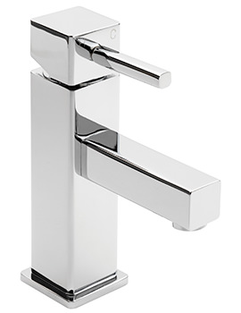 Pablo Monobloc Basin Mixer Tap With Sprung Waste