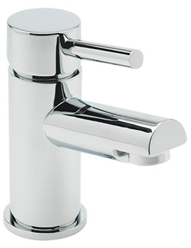 Piazza Cloakroom Monobloc Basin Mixer Tap Without Waste