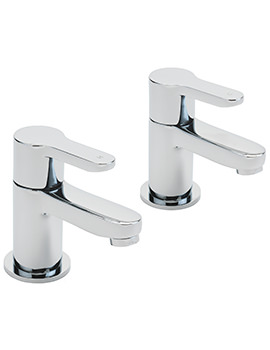 Plaza Pair Of Bath Taps
