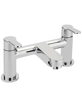 Plaza Deck Mounted Bath Filler Tap