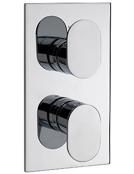Plaza Concealed Thermostatic Shower Valve