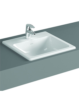 VitrA S20 500mm Countertop 1TH - 5464