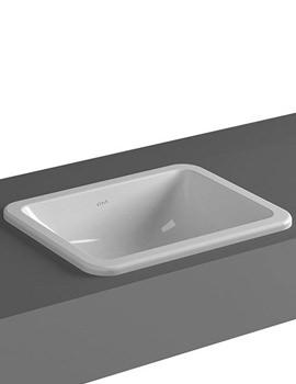 VitrA S20 Countertop Basin 450mm