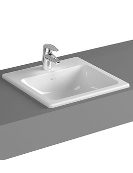 Commercial S20 55cm Countertop Basin 1TH - 5465