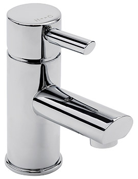 Rocco Monobloc Basin Mixer Tap With Sprung Waste