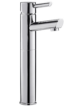 Rocco Extended Monobloc Basin Mixer Tap