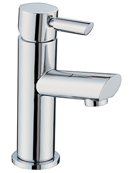 Rocco Cloakroom Basin Mixer Tap Without Waste