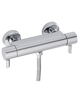 Rocco Exposed Thermostatic Bar Shower Valve