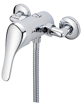 Exposed Or Concealed Manual Shower Valve