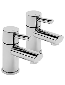 Rocco Pair Of Bath Taps