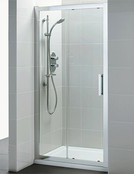 Synergy Slider Shower Door 1700mm - L6617EO