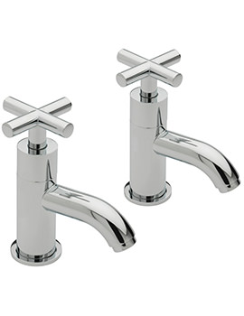 Avant Pair Of Basin Taps