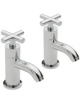 Avant Pair Of Bath Taps