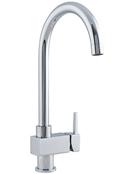 Tybers Monobloc Kitchen Sink Mixer Tap Chrome - TP0715