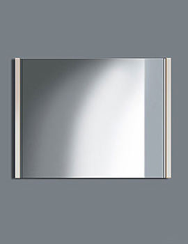 Related Duravit Happy D Macasar Mirror 700 x 660mm - HD962802424