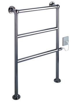 Vogue Electric Verona Towel Rail -575mm