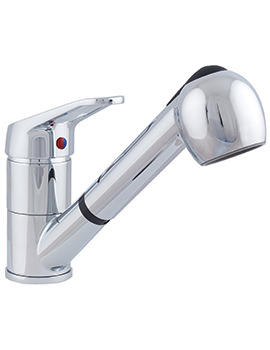 Related Astracast Finesse Monobloc Pull-Out Spray Kitchen Sink Mixer Tap