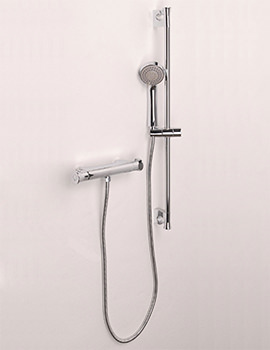Thermostatic Shower Valve With Slide Rail Kit - RNB001
