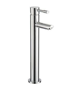 Series F Cloakroom Mono Basin Mixer Tap 281mm High - SFL069