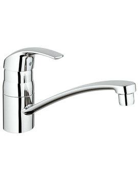 Eurosmart Half Inch Sink Mixer Tap High Pressure - 33281001