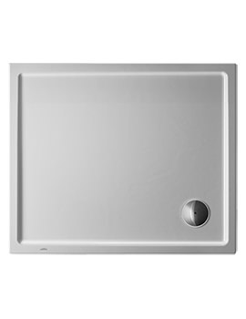 Starck Slimline 900 x 750mm Shower Tray - 720117