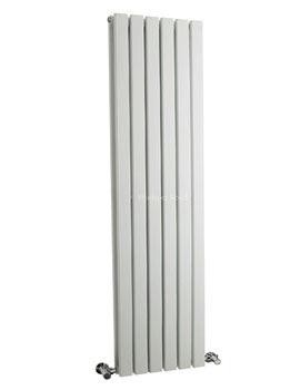 Sloane Double Panel Radiator 354x1500mm White - HLW43