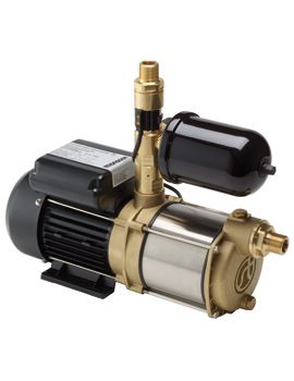 Stuart Turner Monsoon Extra Universal 2.6 Bar Single Booster Pump