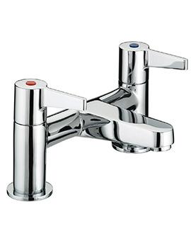 Bristan Design Utility Lever Bath Filler Tap - DUL BF C