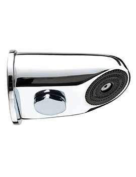Bristan Vandal Resistant Shower Head Chrome - VR1000