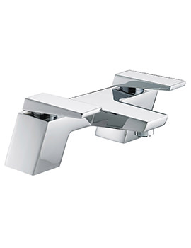 Sail Bath Filler Tap Chrome - SAI BF C