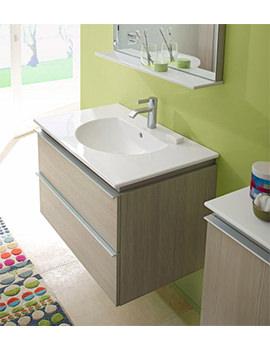 Related Duravit Darling New Low Cabinet 500mm White Matt - DN678101818